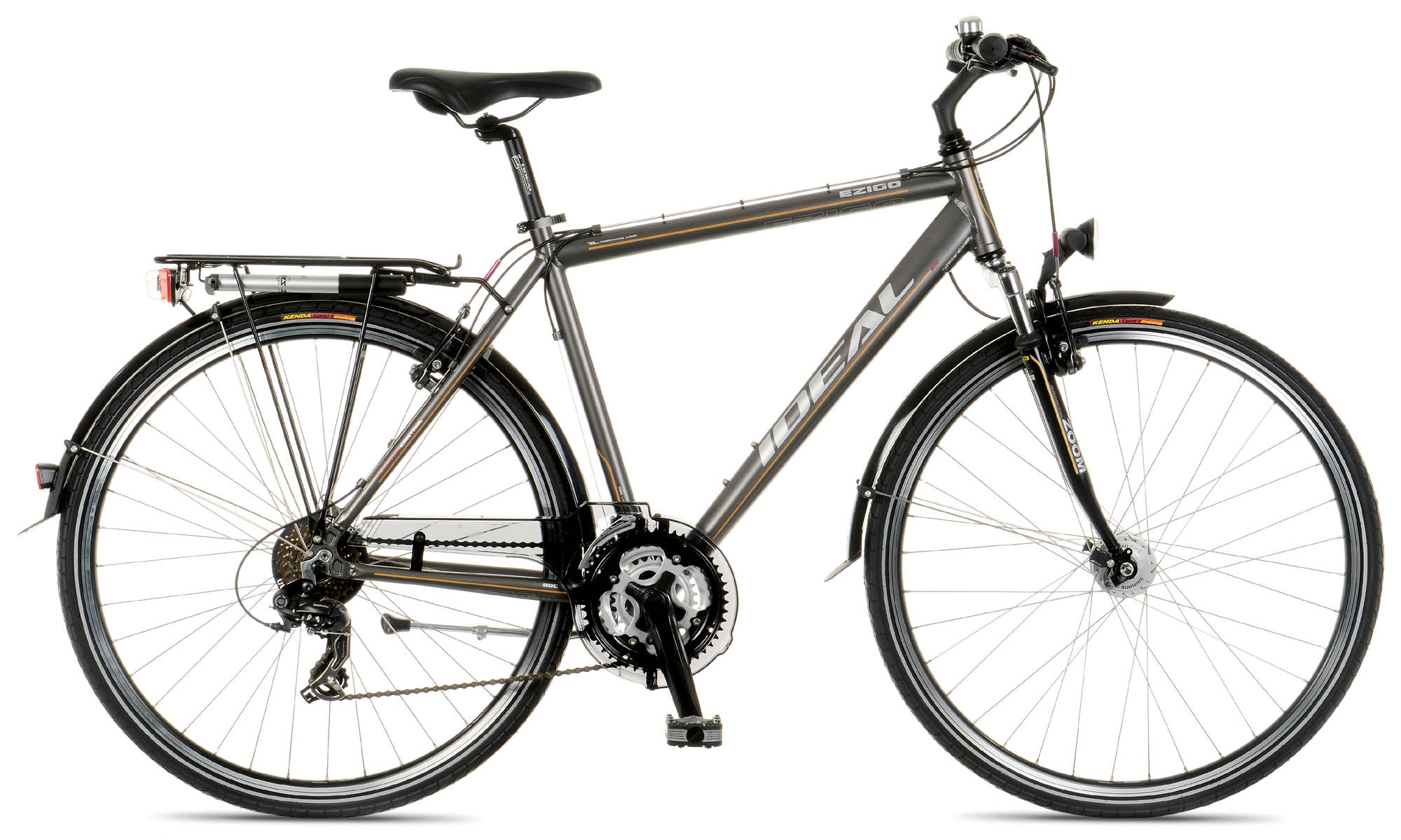 tour bikes IDEAL EZigo model