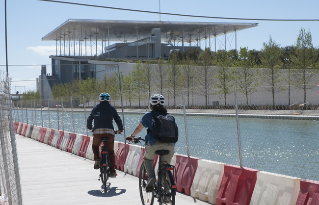 City to Sea Bike Tour photo - Faliro